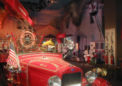 Nassau County Firefighters Museum & Education Center