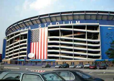 NYC Department of Parks and Recreation Shea Stadium