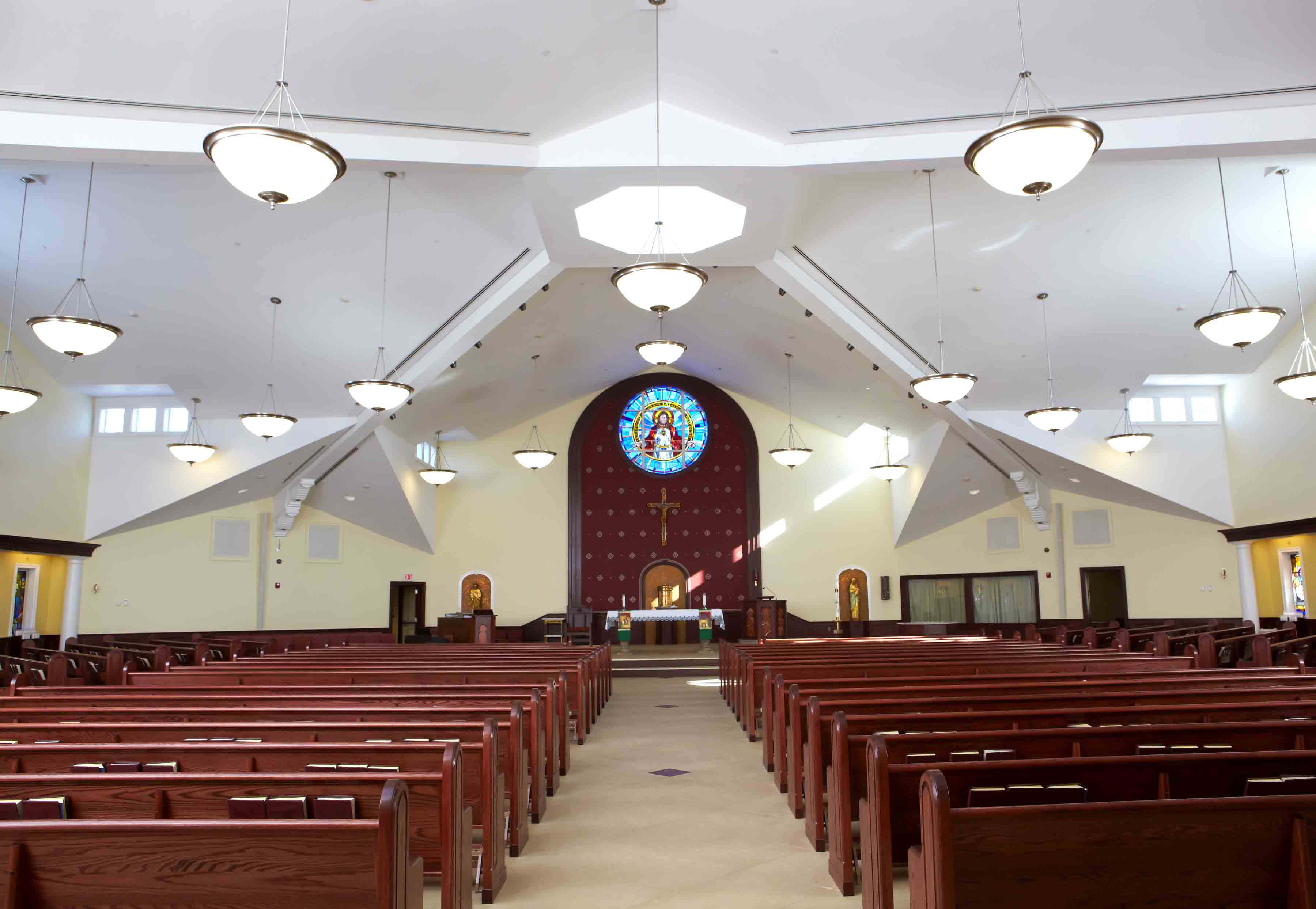 Scared Heart Roman Catholic Church